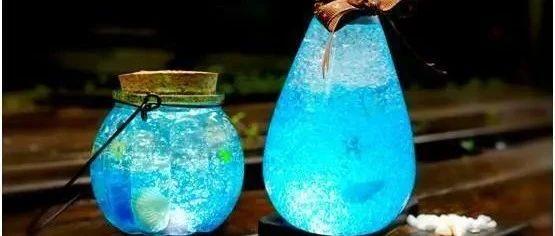 出彩山水,出彩生活丨把大海装进瓶子里
